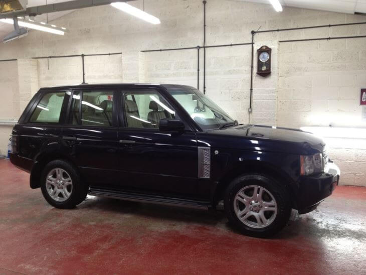 Range Rover - After Valeting